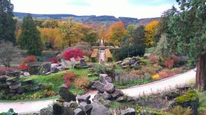 Chatsworth Rockery